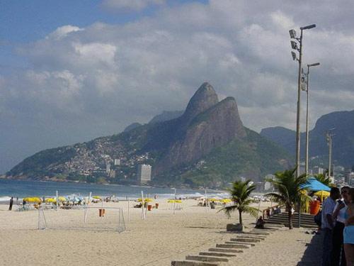Plage d Ipanema Rio