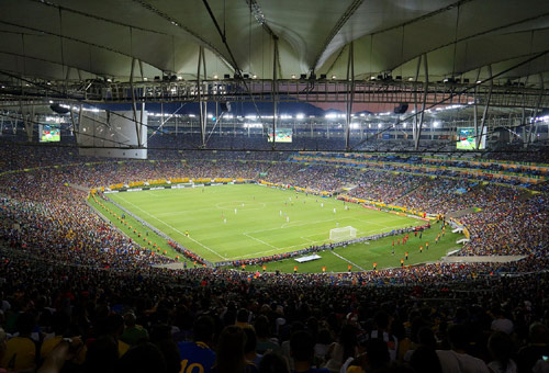 Stade Maracana Rio