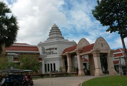 Musée National Angkor