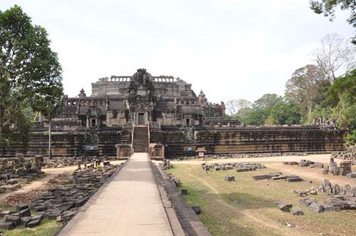 Temple Baphuon de Siem Reap
