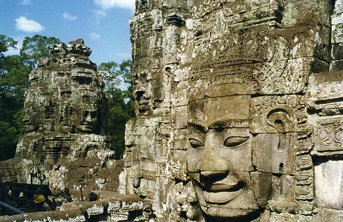 Bayon de Siem Reap
