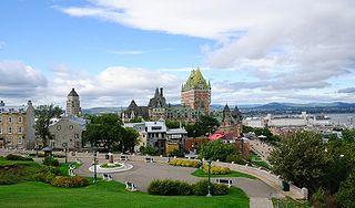 Arrondissement historique de Québec