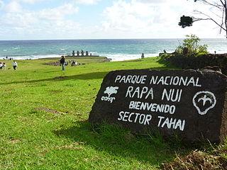 Parc national de Rapa Nui