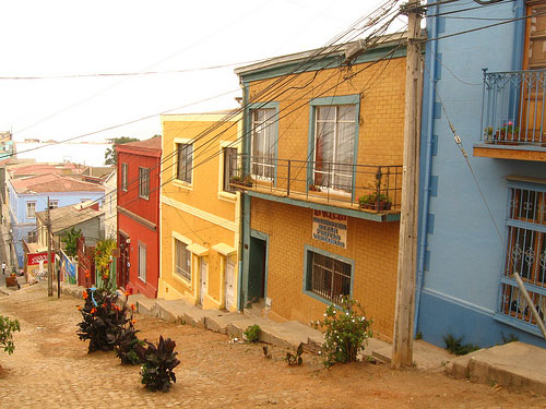 Visiter Valparaiso