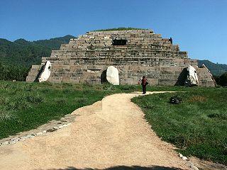 Capitales et tombes de l'ancien royaume de Koguryo