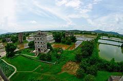 Diaolou et villages de Kaiping