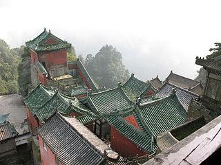 Patrimoine historique Chine