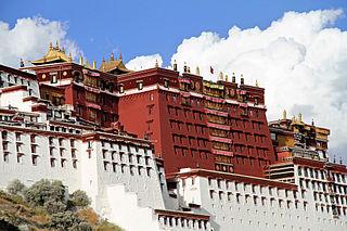 Ensemble historique du Palais du Potala, Lhassa