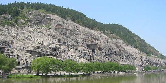 Grottes de Longmen