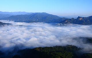 Mont Wuyi