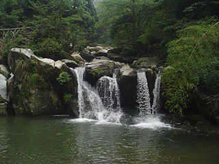 Parc national de Lushan