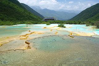 Région d'intérêt panoramique et historique de Huanglong