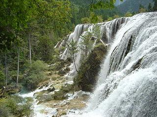 Région d'intérêt panoramique et historique de la vallée de Jiuzhaigou