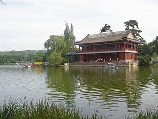 Résidence de montagne et temples avoisinants à Chengde