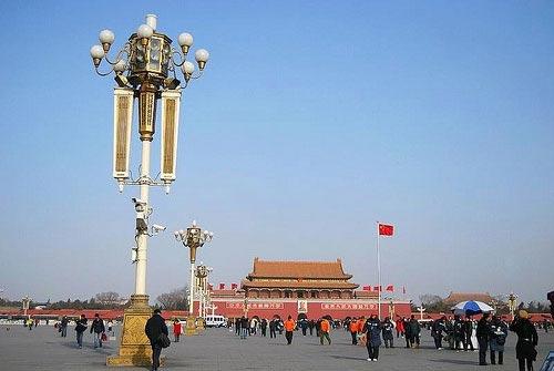 Place Tian anmen