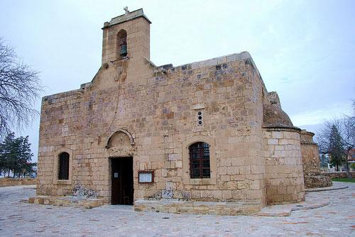 église à Kiti