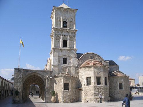 Eglise d Agios Lazaros Larnaca