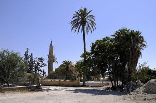 Mosquée Hala Sultan Tekké Larnaca