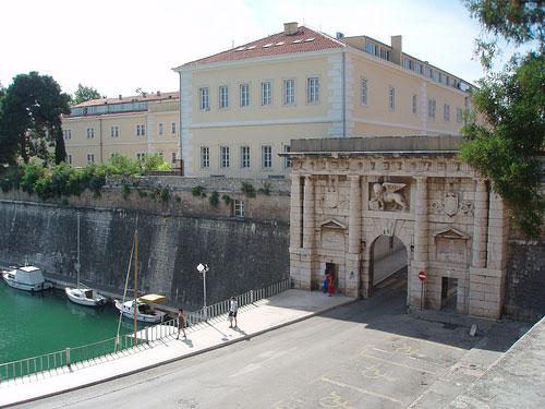 La Porte de la Terre Ferme Zadar