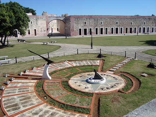 Forteresse de San Carlos de la Cabana