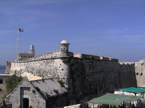 Castillo Tres Reyes del Morro