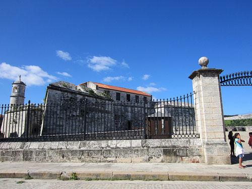 Château de la Real Fuerza La Havane