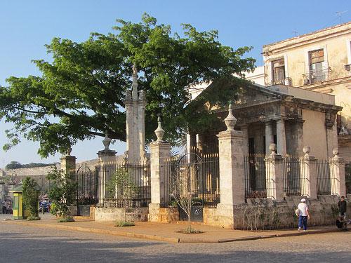 El Templete La Havane