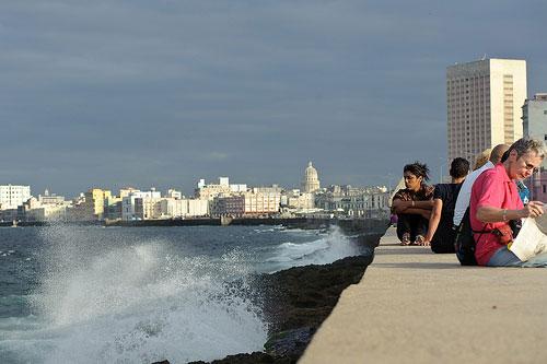 Malecon La Havane