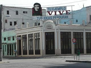 Centre historique urbain de Cienfuegos