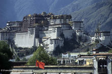 Palais Potala, Lhassa