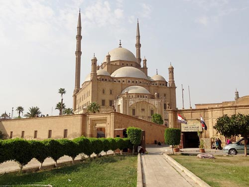 Mosquée Mohammed Ali Le Caire