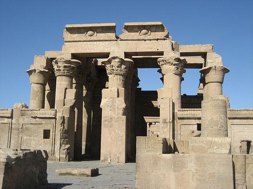 temple Haute-Egypte