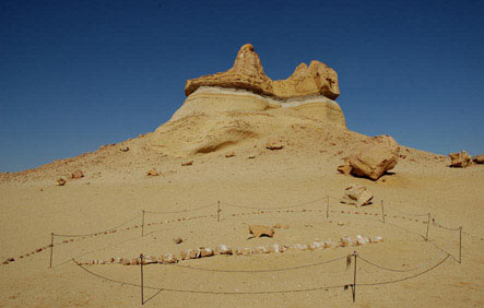 Wadi Al-Hitan (La vallée des Baleines)
