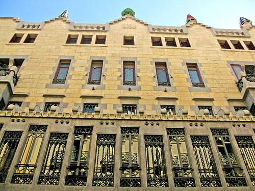 Palais Güell Barcelone