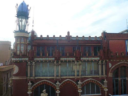 Palais de la musique catalane Barcelone