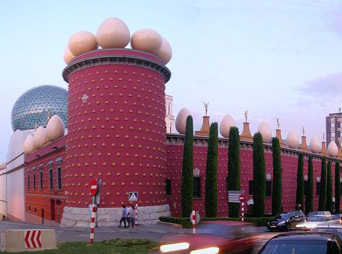 Théâtre-musée Dali
