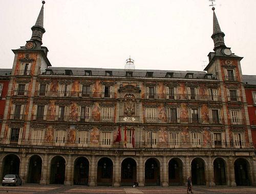 Casa de la Panaderia Madrid