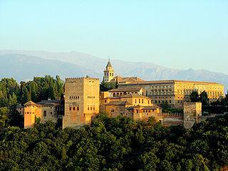 Alhambra, Generalife et Albayzin, Grenade