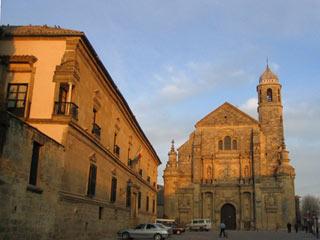 Ensembles monumentaux Renaissance de Ubeda et Baeza