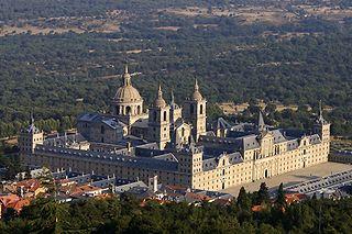 Monastère et site de l'Escurial