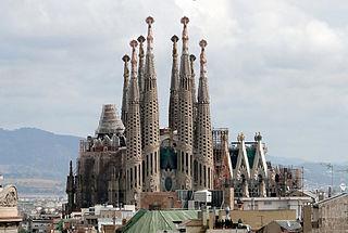 Oeuvres d'Antoni Gaudi