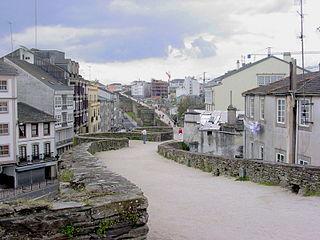Remparts romains de Lugo