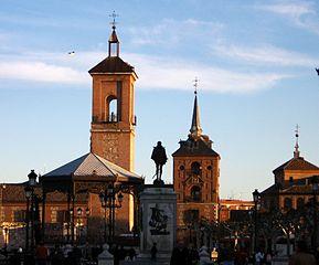 Université et quartier historique d'Alcala de Henares