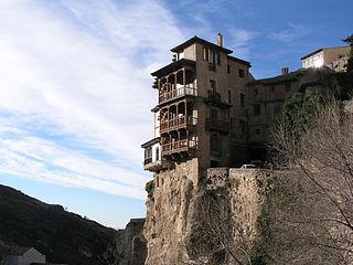 Ville historique fortifiée de Cuenca