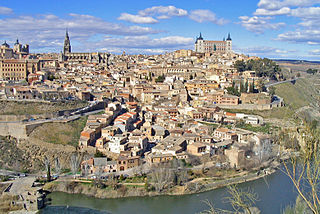 Ville historique de Tolède