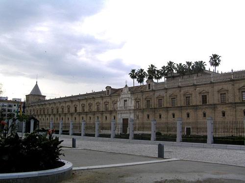 Hôpital de las Cinco Llagas Séville