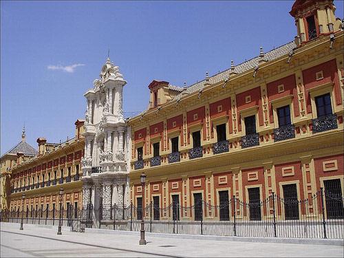 Palais de San Telmo Séville