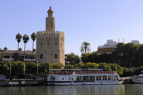 Torre del Oro Séville