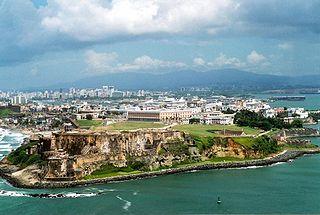La Fortaleza et le site historique national de San Juan à Porto Rico