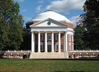 Monticello et Université de Virginie à Charlottesville